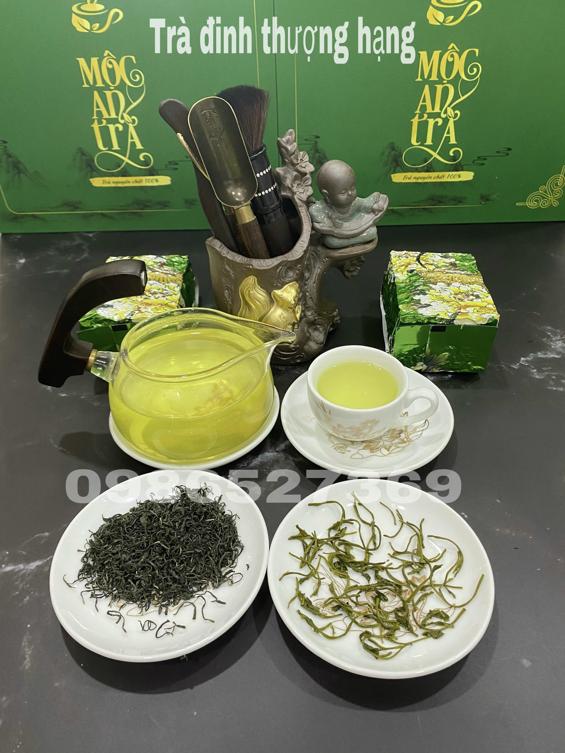 Chè Đinh Thượng Hạng 100 gram